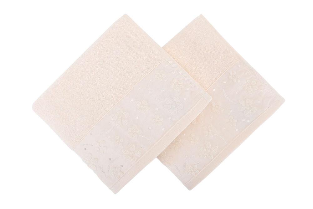 Set doua prosoape de maini, Soft Kiss, bumbac, 50 x 90 cm, 330SFT1241