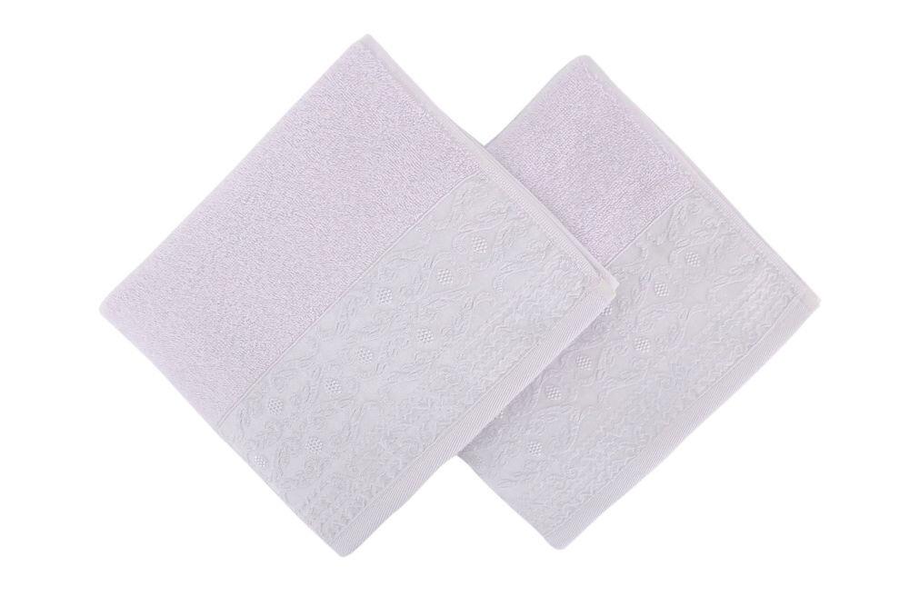 Set doua prosoape de maini, Soft Kiss, bumbac, 50 x 90 cm, 330SFT1226