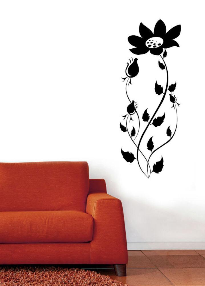 Sticker decorativ de perete Pushy, 246PHY1027, 19 x 47 cm