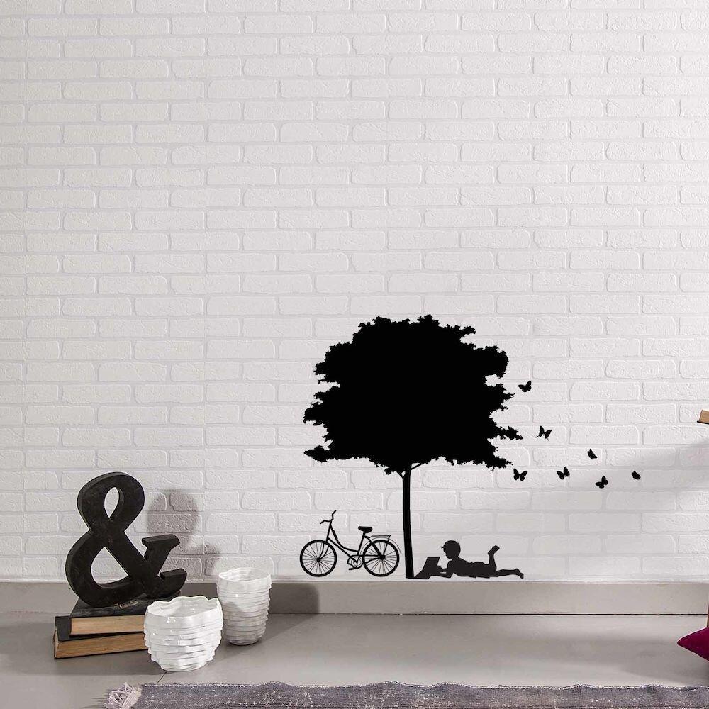 Sticker decorativ de perete Sticky, 260CKY1018, 50 x 39 cm