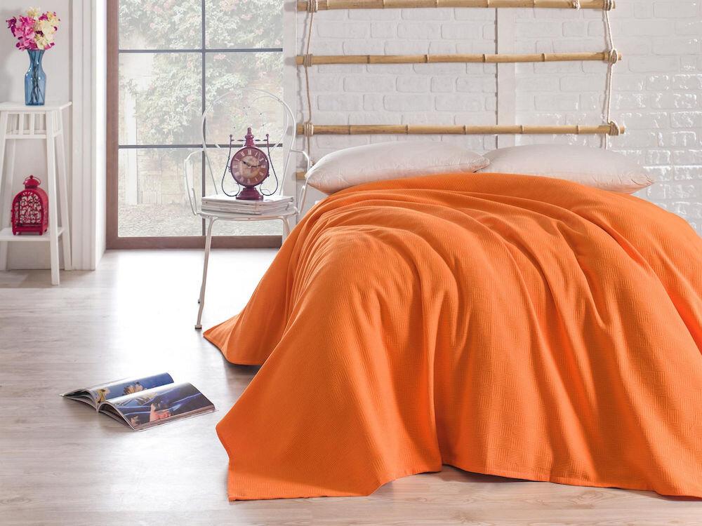 Cuvertura pentru pat single Bella Carine by Esil Home, 158ESH5115, 160 x 240 cm, bumbac