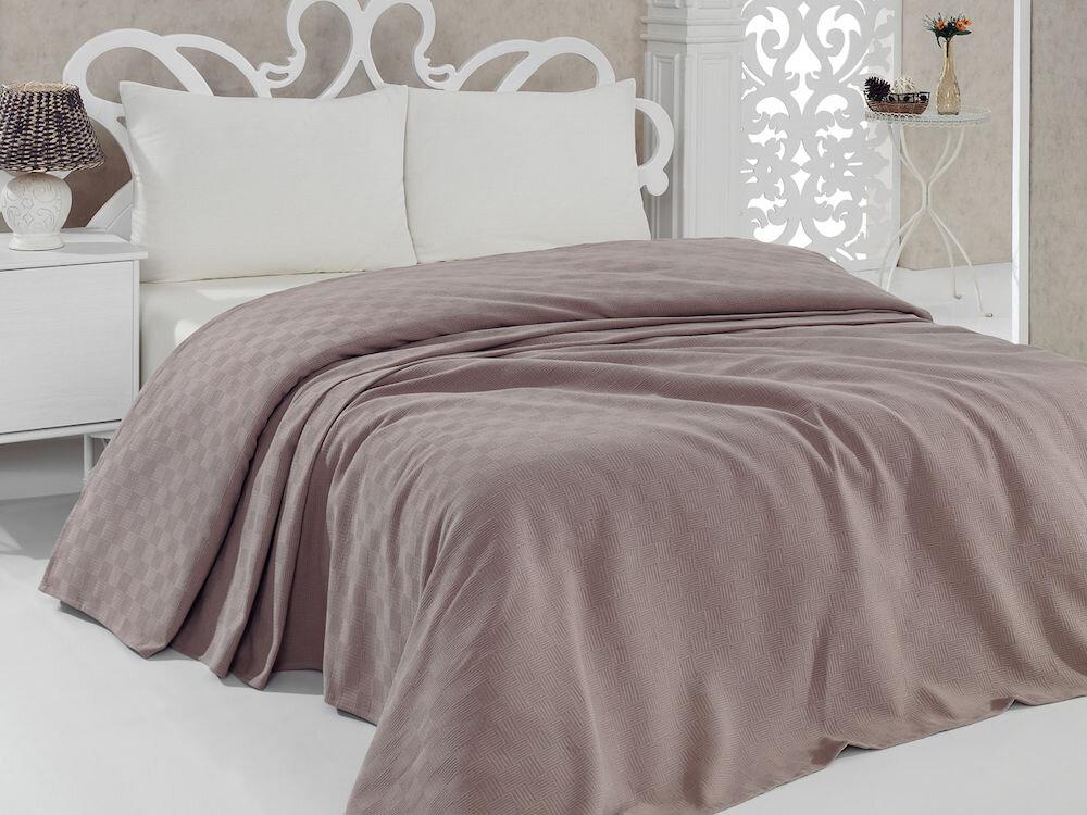 Cuvertura pentru pat single Bella Carine by Esil Home, 158ESH5101, 160 x 240 cm, bumbac