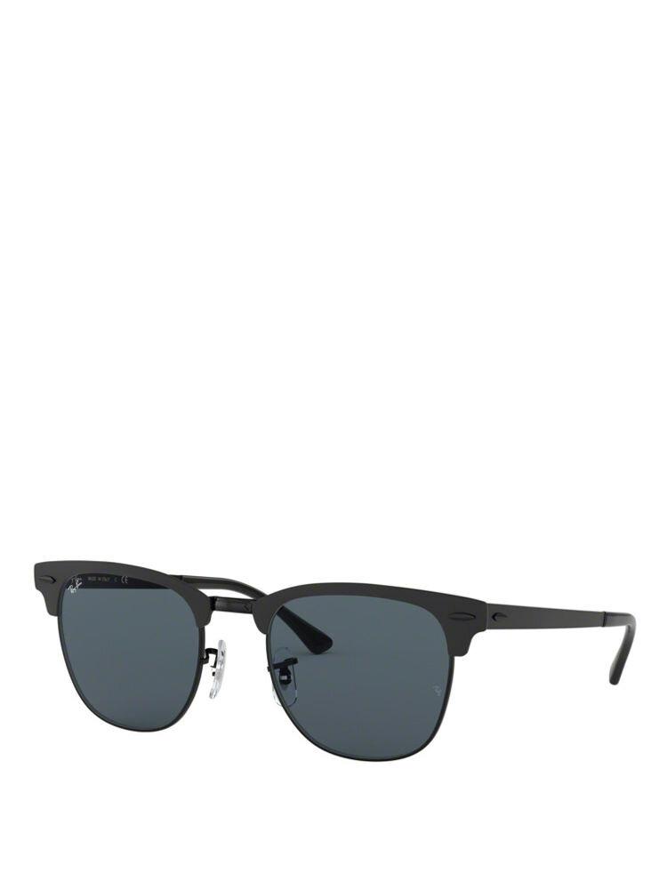 Ochelari de soare Ray-Ban Clubmaster Metal RB3716 186/R5 51