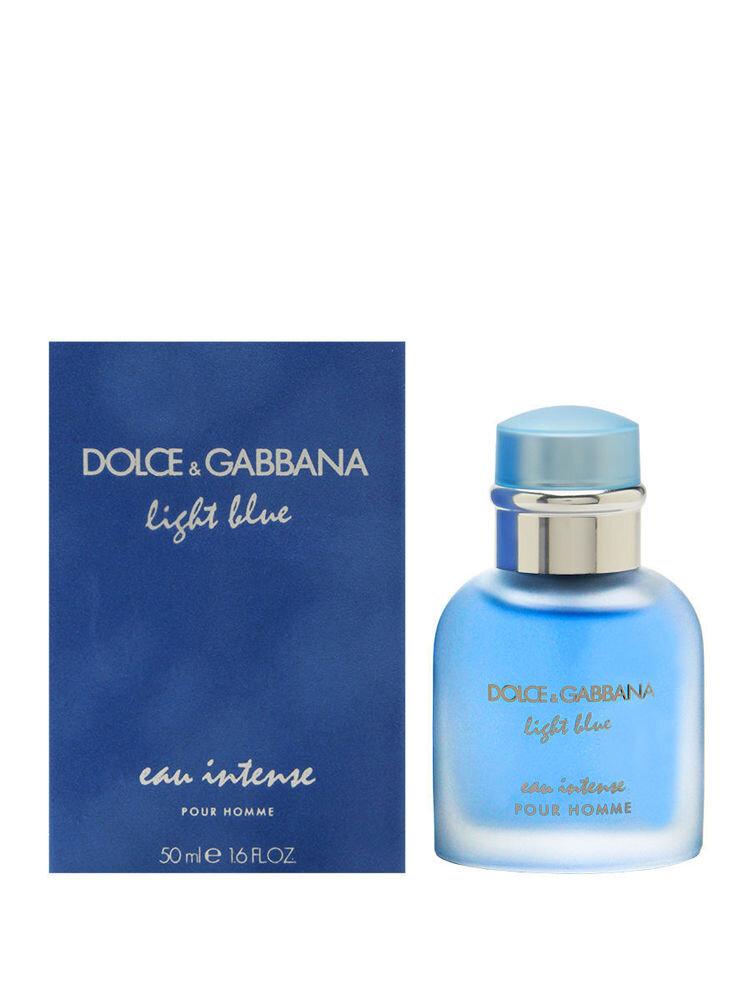 Apa de parfum Dolce & Gabbana Light Blue Eau Intense, 50 ml, Pentru Barbati