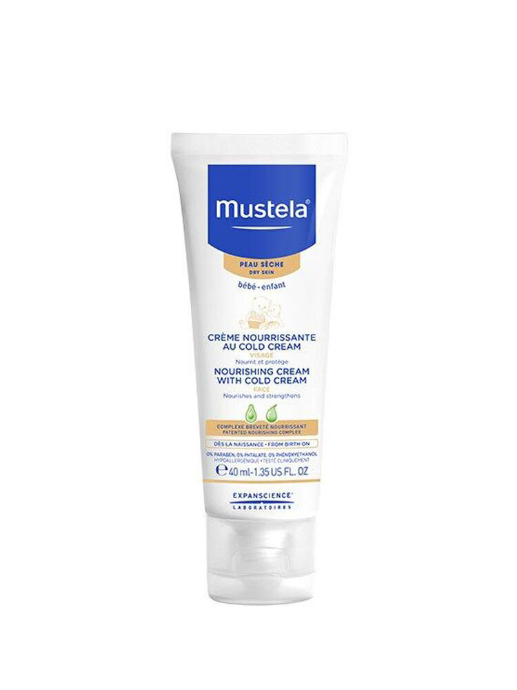 Crema nutritiva Mustela cu cold cream 40ml
