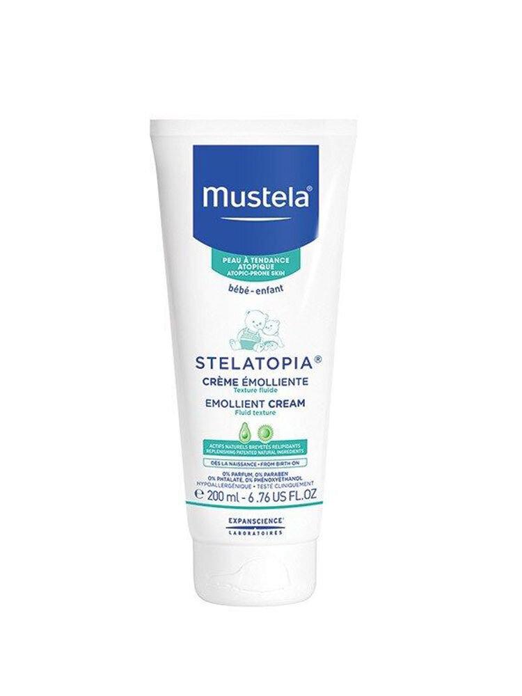 Crema emolienta Mustela Stelatopia 200ml