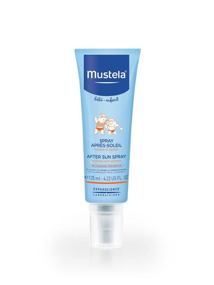 Spray hidratant Mustela after sun 125ml