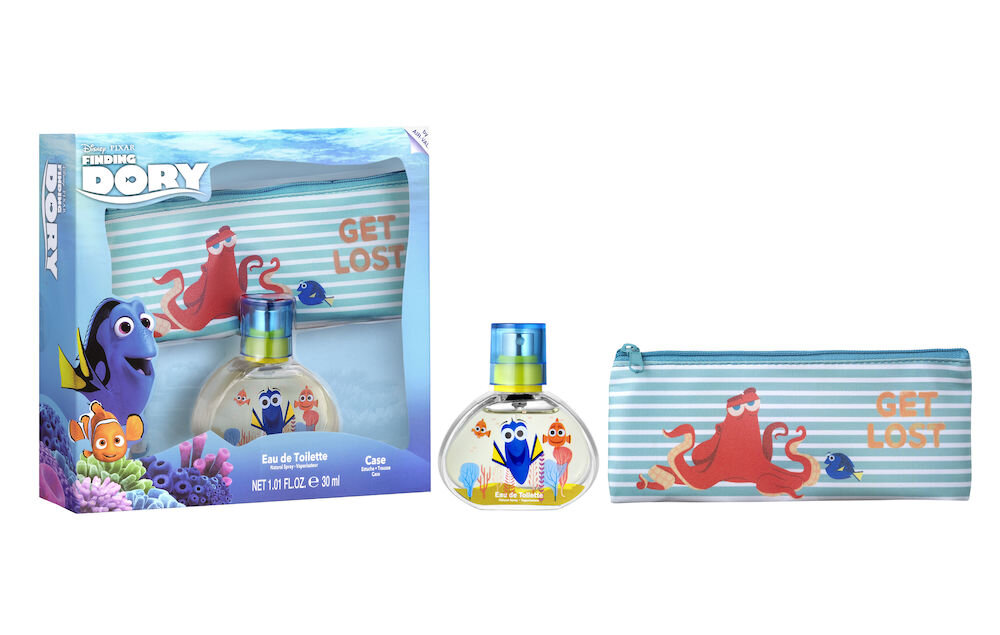 Set cadou pentru copii Finding Dory, apa de toaleta si penar
