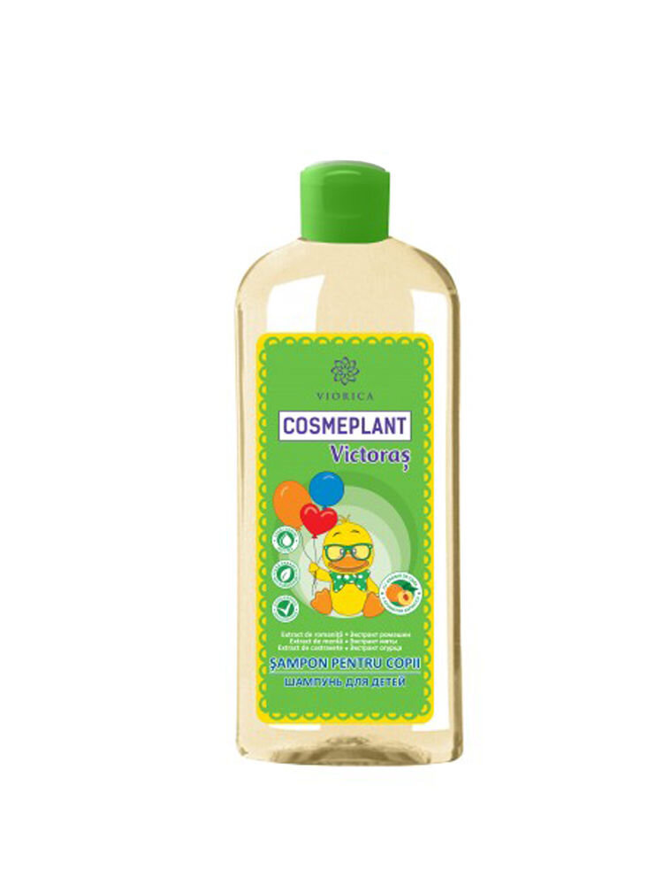 Sampon copii hipoalergenic Cosmeplant Victoras 250ml