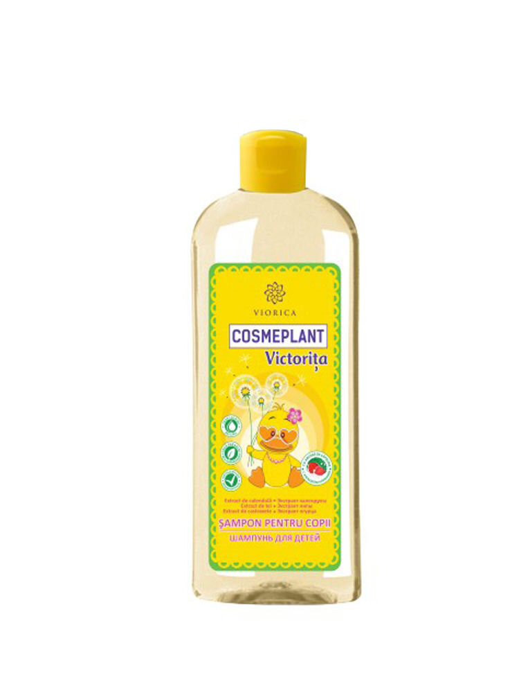 Sampon copii hipoalergenic Cosmeplant Victoria 250ml